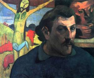 gaugin-self-portrait