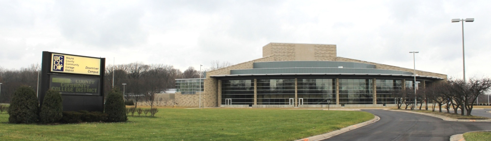 Wayne_County_Community_College_District_Downriver_Campus_Taylor_Michigan
