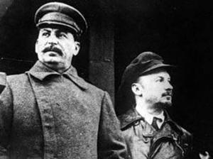 Stalin-Bukharin