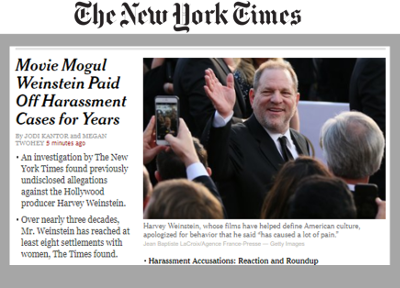 Harvey-Weinstein-headline-in-NYT-10-5-17