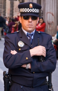 Police_officer_in_Granada,_Spain