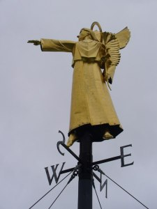 Guildford_Cathedral_Weather_Vane_-_geograph.org.uk_-_1398116