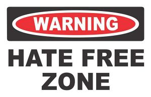 hate free 2