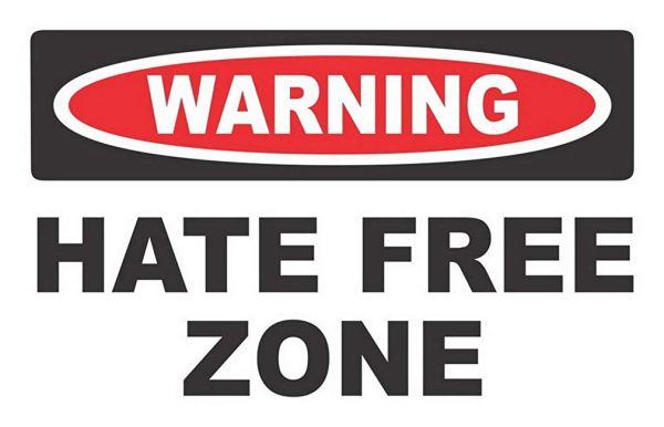 hate free 2