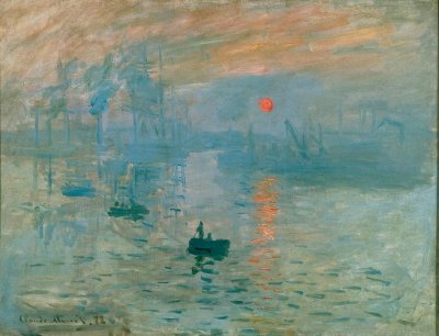 impression sunrise claude monet
