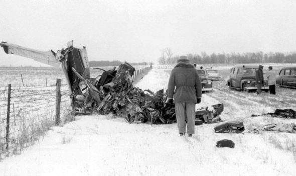 Wreckage-site-in-Clear-Lake-Iowa-561922